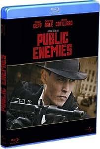 Public Enemies [Blu-ray]