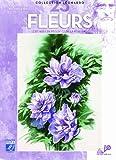 Lefranc Bourgeois Léonardo n°23 Album d'étude Peindre les Fleurs