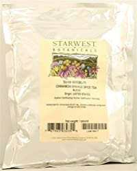 Starwest Botanicals Tea Cinnamon Orange Spice -- 1 lb