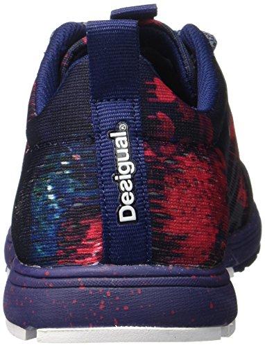 Scarpe Da Basket Desigual Training Night Gard 17wkr00 5149 Blau (profondità Blu)