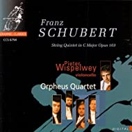 Schubert: String Quintet C Major Opus 163