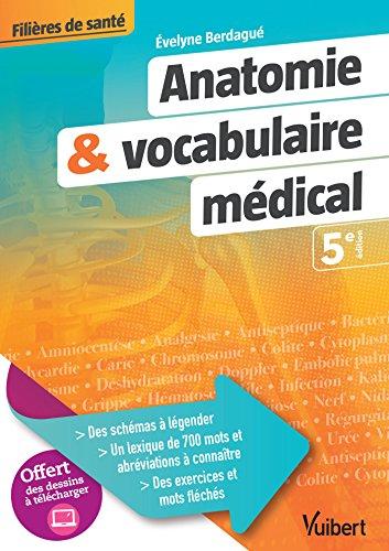 Anatomie & vocabulaire médical