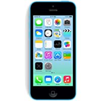"Apple iPhone 5C - Smartphone libre iOS (pantalla 4"", cámara 8 Mp, 8 GB, Dual-Core 1.3 GHz, 1 GB RAM), azul"