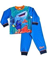 ThePyjamaFactory - Ensemble de pyjama - Garçon bleu bleu