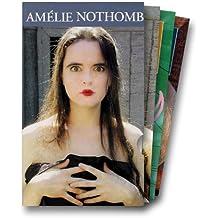 Amélie Nothomb, coffret 3 volumes : Stupeur et tremblements ; Attentat ; Mercure