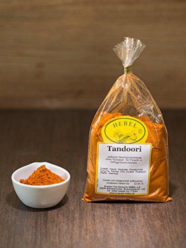 HEBEL ´s Tandoori Gewürzzubereitung 100 g