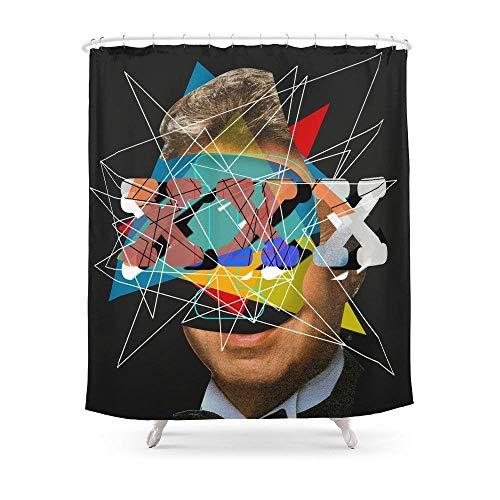 f09716bbd857 Fungaby XXX Alex Shower Curtain 60