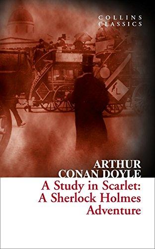 A Study In Scarlet. A Sherlock Holmes Adventure (Collins Classics) por Doyle Sir Arthur