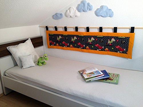 Wandschutz für das Kinderbett (Drachen)