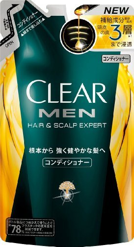 Clear For Men Extra Care Conditioner 280g - Refill