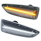 phil trade LED SEITENBLINKER kompatibel für OPEL Astra J K | Insignia B | Zafira C | KLARGLAS [71012]