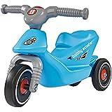 BIG Spielwarenfabrik 800056817 -Bobby-Scooter, blau