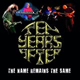 Ten Years After: The Name Remains the Same-Rec.Live (Audio CD)