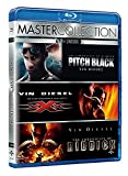 Vin Diesel Master Collection (3 Blu-Ray)
