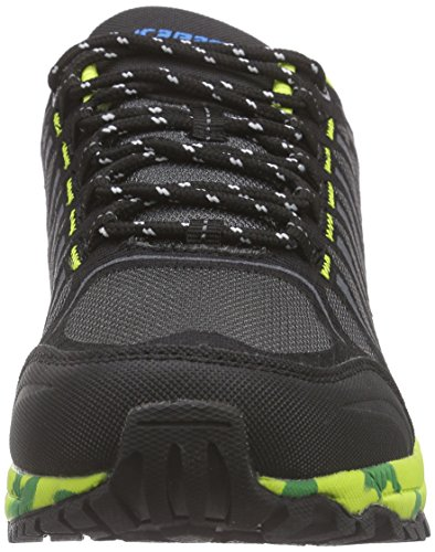 Ice Peak Wakana, Chaussures de randonnée homme Noir - Schwarz (990 black)