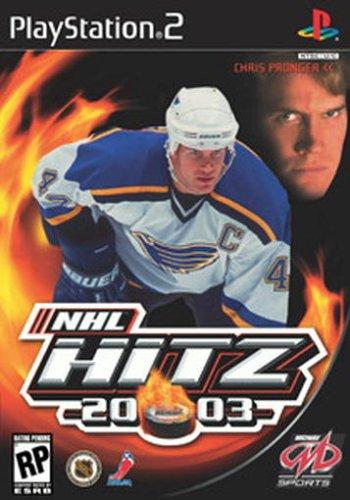 NHL Hitz 20-03 (Spieler Hockey Zombie)