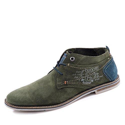 bugattid8026pr3-stivali-desert-boots-uomo-verde-cachi-43