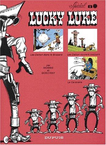 Tout Lucky Luke, coffret, numéro 8 : tomes 22 à 24