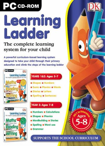 Learning Ladder Pack: Ages 5-8 (Learning Ladder Years 1&2, Learning Ladder Year 3) Test