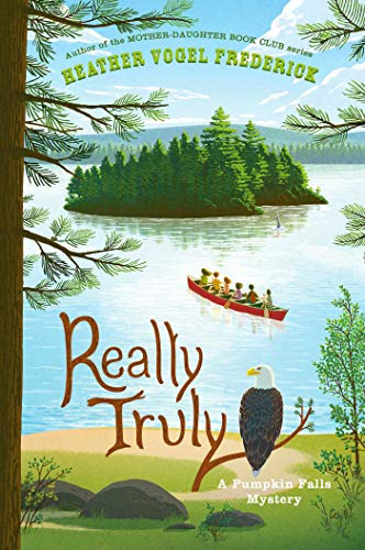 Really Truly (A Pumpkin Falls Mystery) (English Edition)