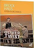 Brockhaus Literaturcomics Oliver Twist: Weltliteratur im Comic-Format - Charles Dickens