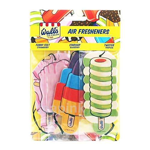 car-air-fresheners-walls-ice-cream-twister-tropical-funny-feet-starship