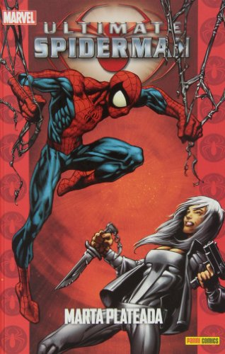 Ultimate Spiderman 17. Marta Plateada segunda mano  Se entrega en toda España