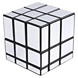 Lyanther 3x3x3 Puzzle Magic Mirror Cube Blanco