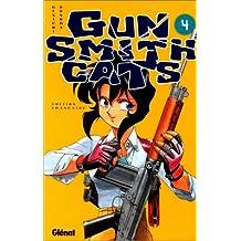 Gun Smith Cats, tome 4