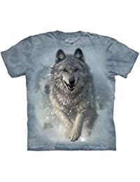 The Mountain Camesita Snow Plow Wolf Niño Unisexo