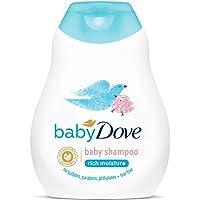 Baby Dove Rich Moisture Shampoo, 200 ml
