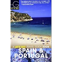 Spain & Portugal 2005 (Let's Go)