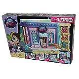 Hasbro A7322 Littlest Pet Shop Style Set Mädchen Spielzeug Minka Mark Kitery Banter Sunil Nevla