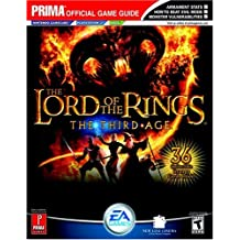 "The ""Lord of the Rings"": Third Age - Official Strategy Guide (Prima Official Game Guides)"