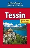 Baedeker Allianz Reiseführer Tessin