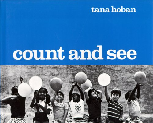 Count And See por Tana Hoban