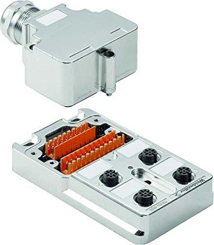 WEIDMULLER 1783540000 - CONECTOR SAI-4-MMS-4P M12