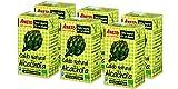 Aneto 100% Natural - Caldo de Alcachofa Ecológica - caja de 6 unidades de 1 litro