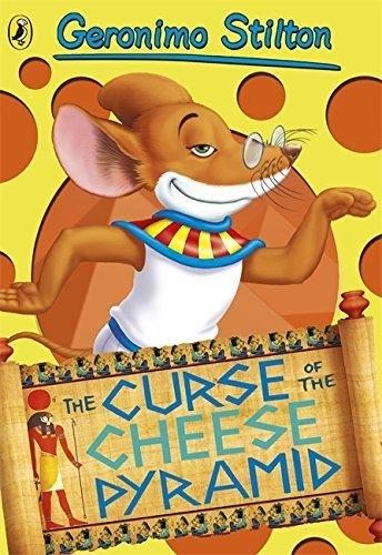 Geronimo Stilton: The Curse of the Cheese Pyramid (#2) by Geronimo Stilton (2012-03-01)