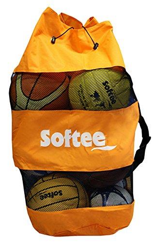 Schlafsack portabalones Softee Orange