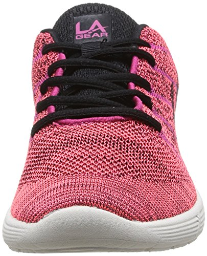 L.A. Gear Pacific Low, Damen Sneakers Pink (Peach-Pink 14)