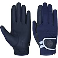 Riders Trend Women's Equestrian Stretchable Fb-serino With Softshell Riding Gloves