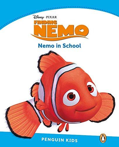 Penguin Kids 1 Finding Nemo Reader (Pearson English Kids Readers) - 9781408288535