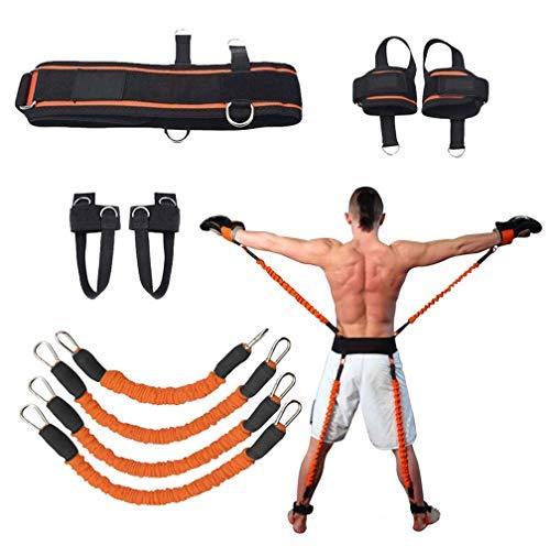 staffa MADX 15 Pezzi Boxe Set 4 Piedi Riempito Heavy Punch Bag Guanti KICK catene