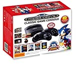 Brand New Sega MegaDrive With 80 Built-In Games 25th Sonic Mortal Kombat l ll lll