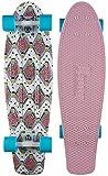 Penny Skateboard Cruiser, Komplett, 27 Zoll 68,6 cm bunt - Buffy