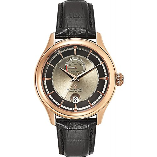 Dreyfuss & Co Watches – Mens Watch – DGS00113/04