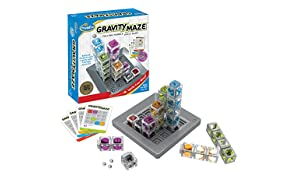 ThinkFun Gravity Maze Marble Run Logic Game and STEM Toy for Boys and Girls – Toy of the Year Award Winner