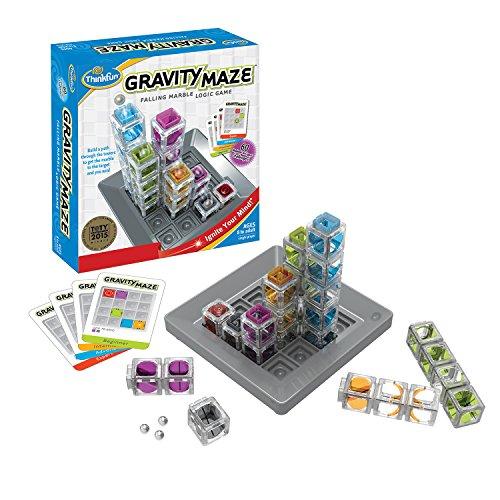 ThinkFun Gravity Maze Marble Run...