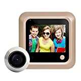 VIPECO 2.4 inch Color Screen Wireless Video Door Phone Intercom 2MP Doorbell Reliable